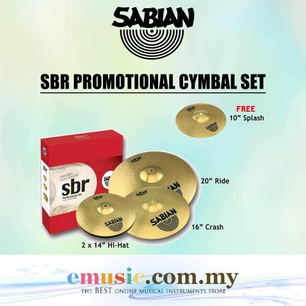 Sabian SBR Promotional Cymbal Set (SBR5003G) Malaysia