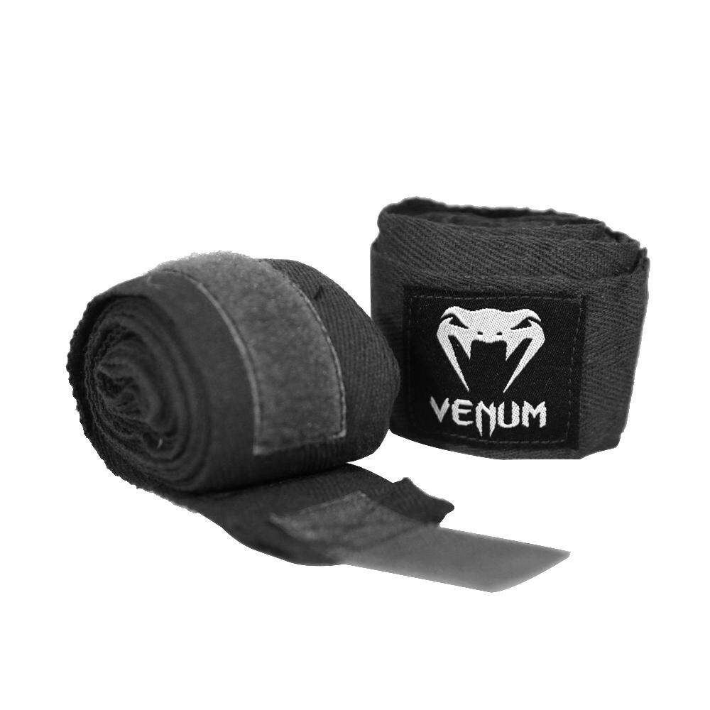 2 Pcs (a Pair) 4m Hand Wrap Stretchable Hand Wraps For Mma, Kicking Boxing, Boxing, Mauy Thai By Weel Outdoor.