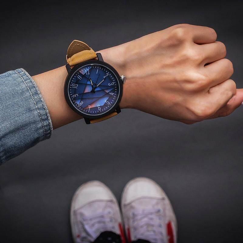 VORSTEK Fashion Harajuku Style Couple Student Watch Large Case Watch for Women Men Malaysia