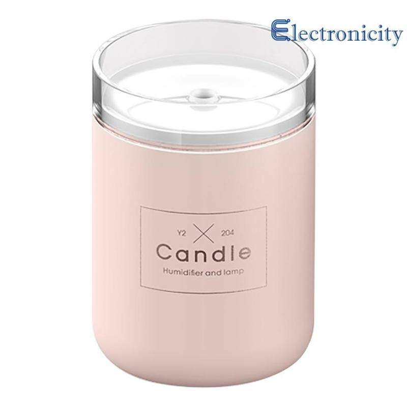 280ml USB Night Light Air Humidifier Aroma Essential Oil Diffuser Purifier Singapore