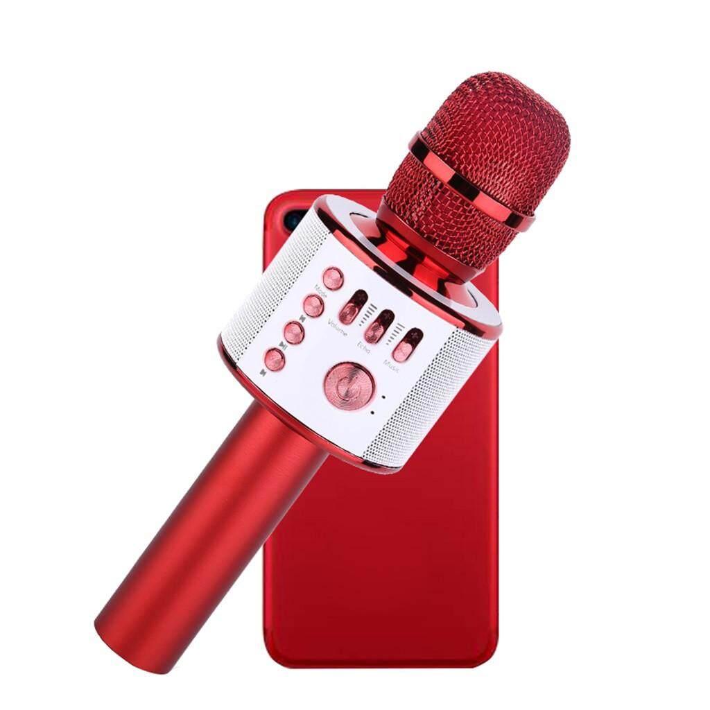 Free ship Wireless Karaoke Mic 3 in 1 Portable Karaoke Machine for iPhone Android Phone