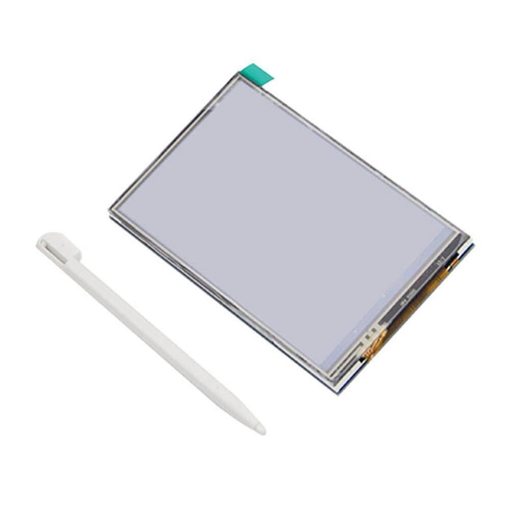 Đa Chức Năng Màn Hình Cảm Ứng, Trọng Lượng Nhẹ Với Vỏ Thay Thế Phụ Kiện Di Động Màn Hình LCD 3.5 Inch Dễ Lắp Đặt HDMI, Cho Raspberry Pi 4B