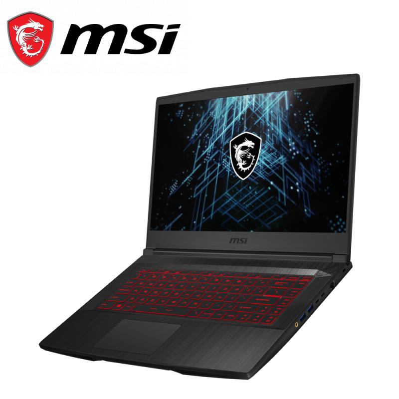 MSI Gaming Laptop Thin GF65 10UE-201 15.6 FHD 144Hz ( I7-10750H, 16GB, 512GB, RTX3060 6GB, W10 ) Malaysia