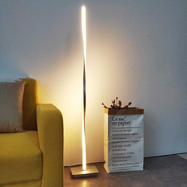 Nordic Design Led Floor Lamp Modern Standing Lamp Vloerlamp Floor Lamps For Living Room Floor Lamps Free Shipping Sqw92s6za