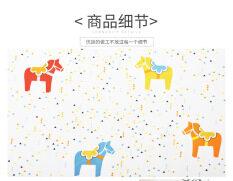 Tấm Trải Giường Cũi Trẻ Em Bằng Cotton, Ga Trải Giường Có Chun Co Giãn, Sản Phẩm Cho Mẹ Và Bé OEM