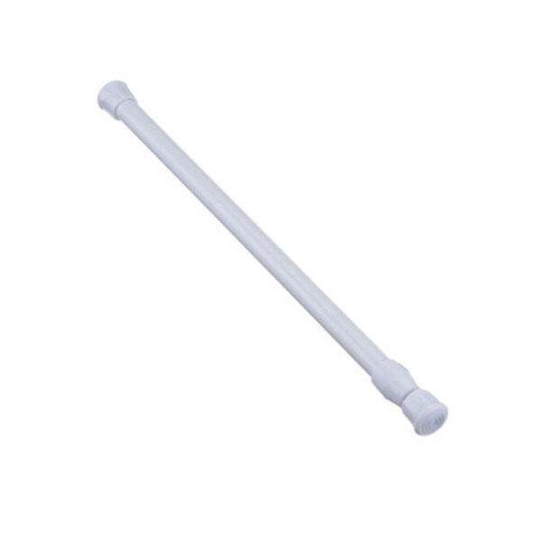 wusi® Durable Spring Extendable Home Bathroom Curtain Carbon Steel Pole Adjustable Rod