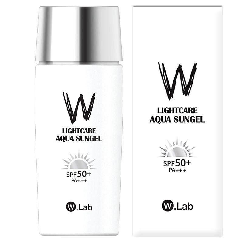 Buy W.Lab Lightcare Aqua Sungel SPF50+ PA+++ 50ml Singapore