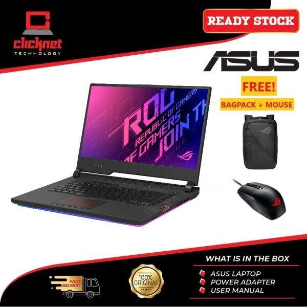 ROG STRIX SCAR 15 (G532L-WSHF083T)/ i7-10875H/ 16GB RAM/ 512GB + 512GB SSD/ RTX 2070 Super/ Windows 10/ 2 Years Warranty Malaysia