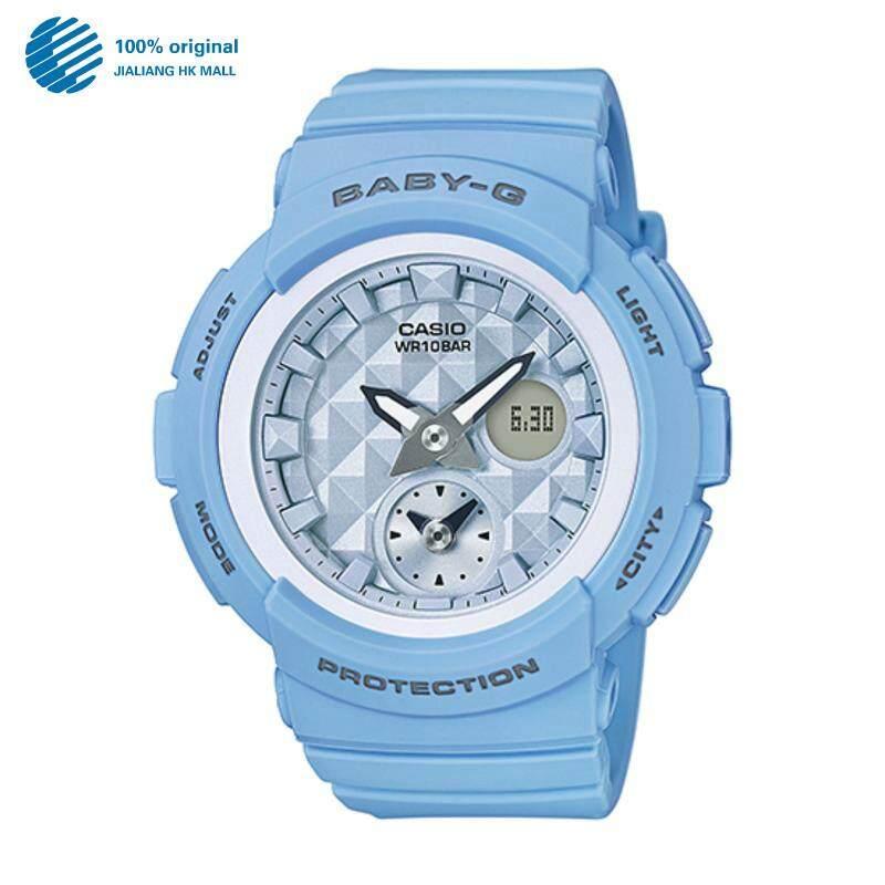 Casio Baby G_ watch casio watch women BGA-190BE-2A Womens Resin Strap Digital Watch BGA-190BE / BGA190 Malaysia