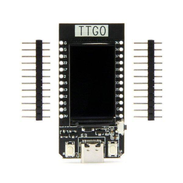 OSMAN Esp32 Wifi Module Metal+Plastic 1.14 Inch Lcd Development Board For Arduin0
