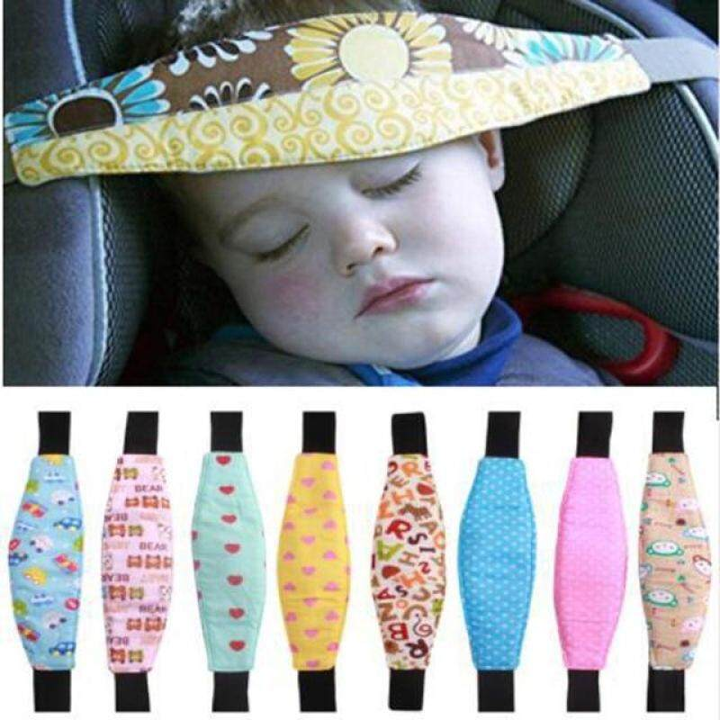 HE Baby stroller safety seat Head band Sleeping safety belt Singapore