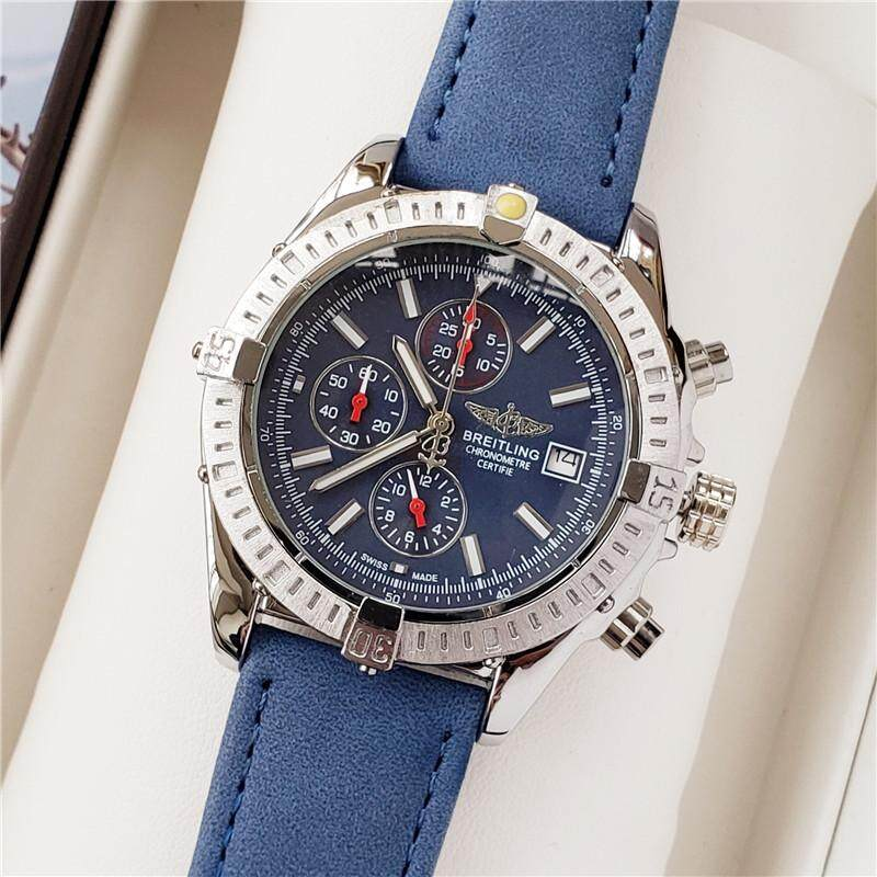 Original_BREITLING mens business machine full-featured six-needle watch Malaysia