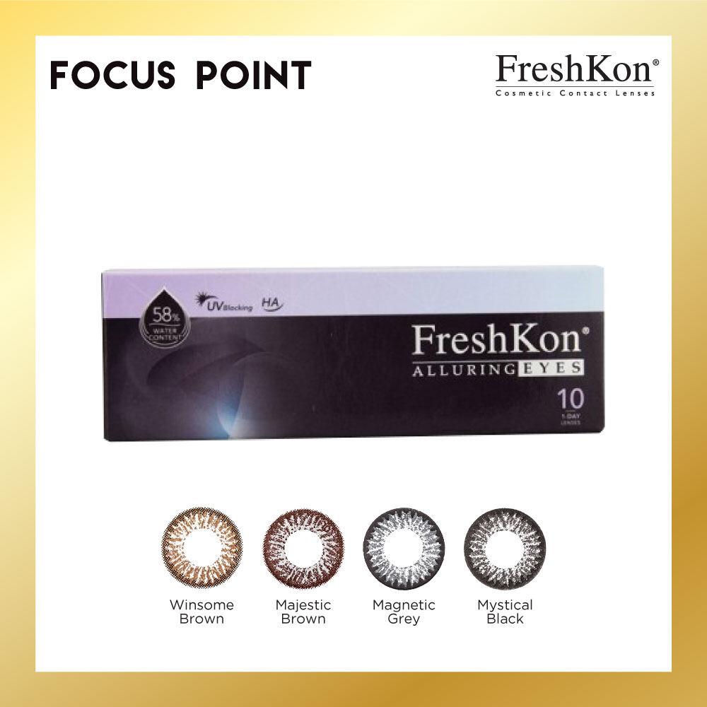 Freshkon Alluring Eyes Daily (10 PCS)