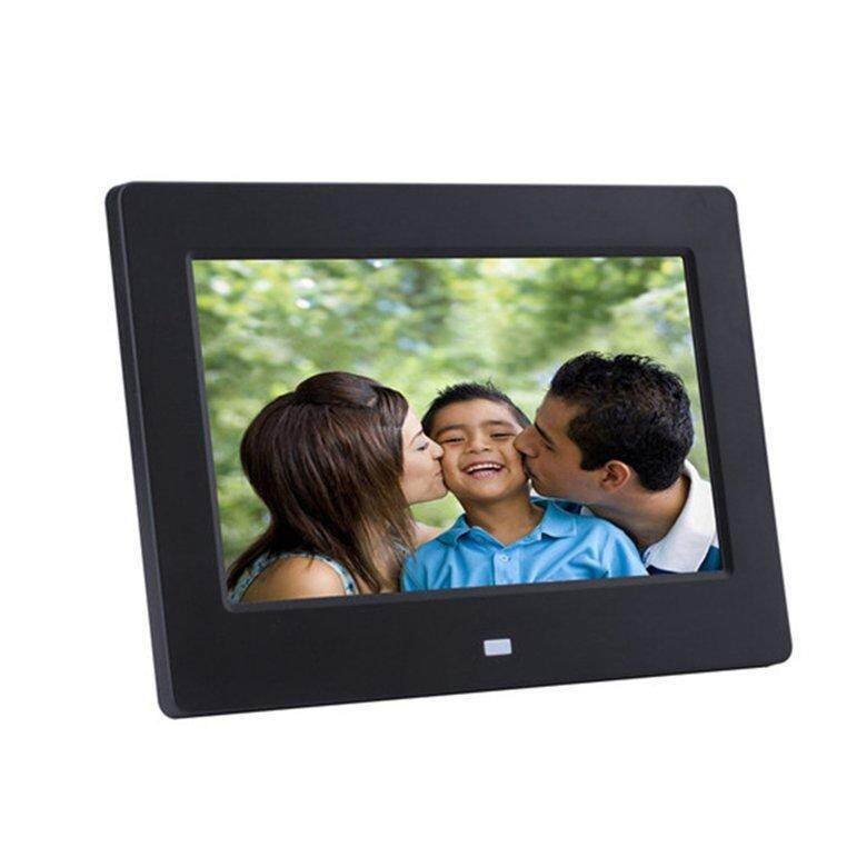 HORI 8 Inch Digital Photo Frame X08E - Digital Picture Frame with IPS Display