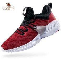 Lạc Đà ngoài trời nhẹ chạy bộ chống trượt thời trang Giày thể thao sneaker dành cho phòng tập đi bộ và Ngoài trời Chạy