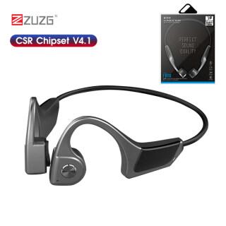 [ZUZG] Tai Nghe Truyền Âm Qua Xương Bluetooth CSR Chipset V5.0-Tai Nghe Không Dây Mở Tai Thể Thao Chống Mồ Hôi W Mic-Dành Cho Đi Xe Đạp Chạy Tập Thể Dục thumbnail