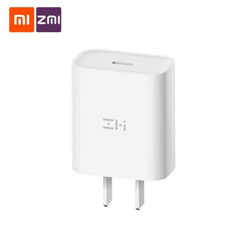 Bộ sạc nhanh Xiaomi ZMi USB Type-C, có USB-C, cáp dữ liệu Lightning, phích cắm mini 18W, bộ chuyển đổi điện thoại di động, bộ sạc tường, sạc nhanh pd3.0 cho Iphone XS Max XR XS x 8 100-240V
