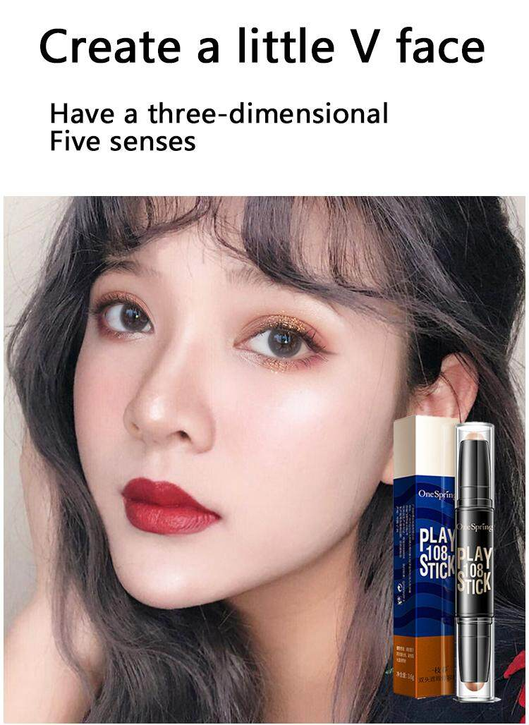 Korean Style Highlight Repair Bar Contour Stick Concealer By Hadal.