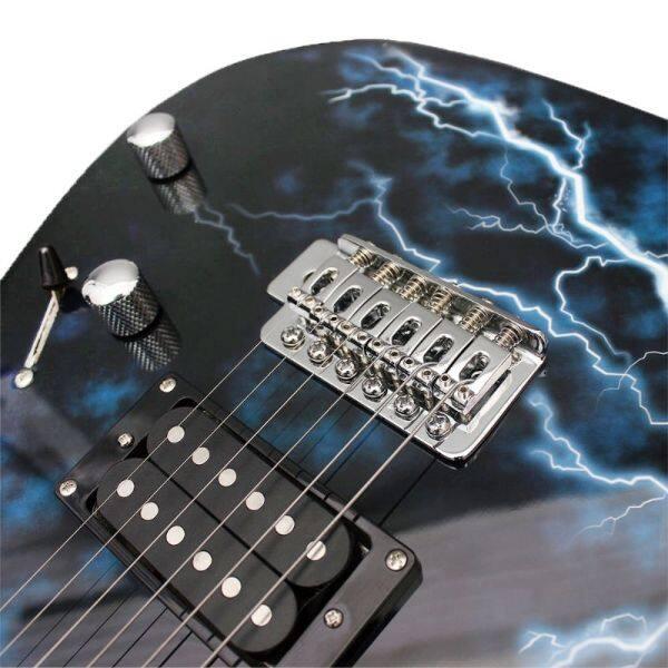 6 Chiếc/Cái/bộ Dây Đàn Guitar Điện E101 Vết Thương Hợp Kim Niken Lõi Thép (.010-.046)