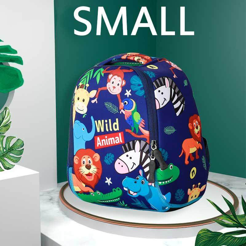 Toddler Children School Bag for Boys Kids Waterproof Backpack Kindergarten Girls 3D Cartoon Animal Pre School Backpack