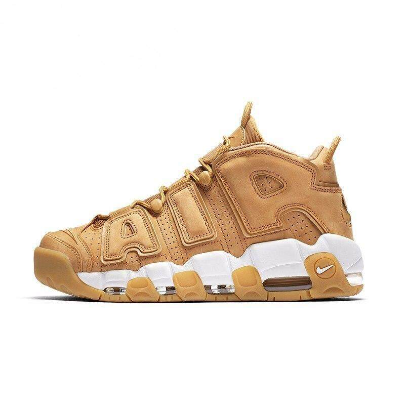 3839edeb1cb6 nike Air More Uptempo OG Men s Breathable Basketball Shoes Sport Sneakers