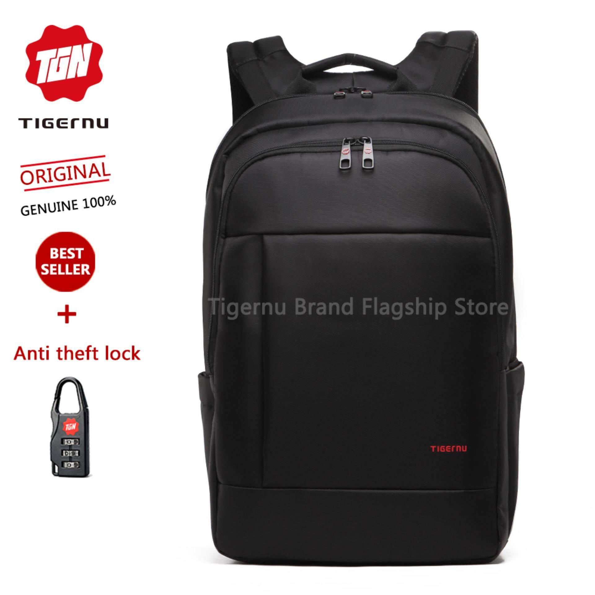 2f05ad12c7 2018Tigernu Fashion Sport Business Bag Anti-theft Men Women for 12.1-17 inch  Travel Multifunctional