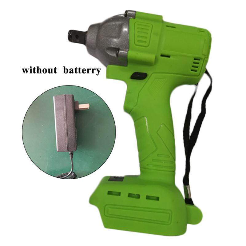 1/2 inch Wireless Electric Wrench 520Nm 98V High Torque Brushless Impact Wrench