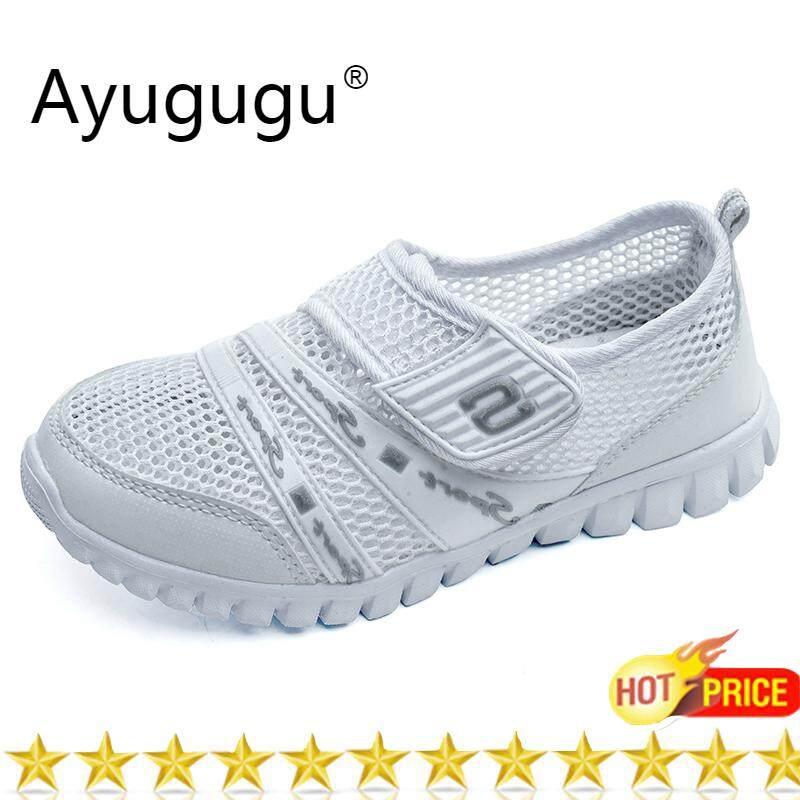 Ayugugu Giày Trẻ Em Bé Trai Giày Thể Thao Trẻ Em Áo Lưới Trẻ Em Chạy Bộ By Ayugugu.
