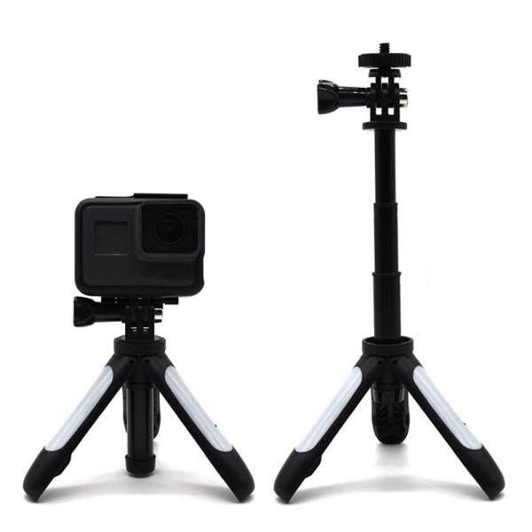 Blackhorse Giá Đỡ Ba Chân Mini Cầm Tay Gậy Selfie Chân Máy Đơn Có Thể Mở Rộng Dành Cho Gopro Hero 5 6 7