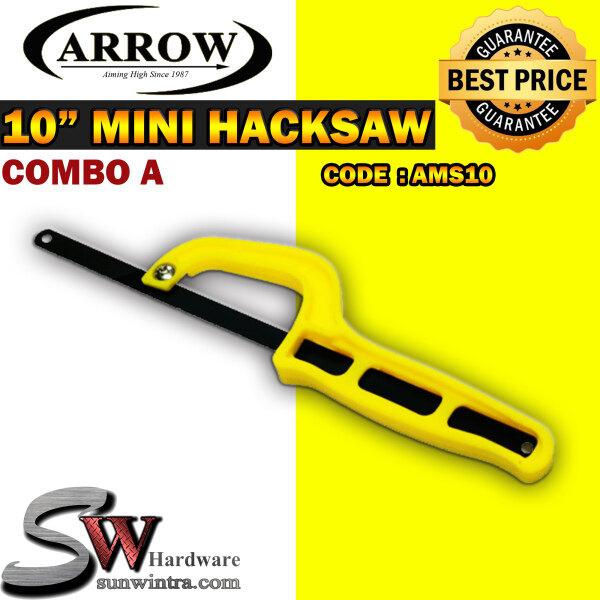 COMBO ARROW 10 Inch MINI HACKSAW AMS10