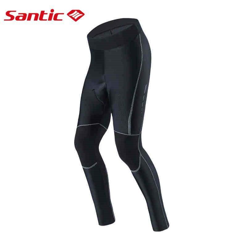 5d065c21894bd Santic Pro Fit Men's Cycling Pants Pro 4D Padded Breathable MTB Road Bike  Bicycle Long Trousers