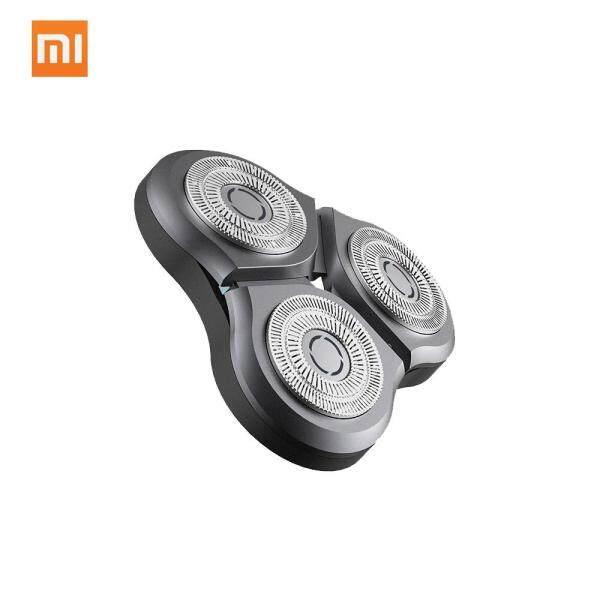 Đầu Cạo Cho Máy Cạo Râu Điện Chống Nước Xiaomi Mijia S300 S500 S500C Lưỡi Dao Hai Lớp Bằng Thép