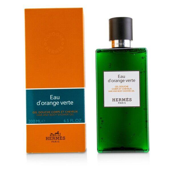 Buy HERMES - DOrange Verte Hair And Body Shower Gel 200ml/6.5oz Singapore