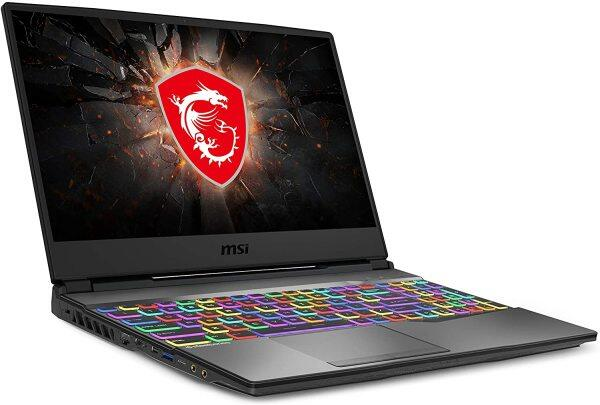 MSI GP65 Leopard 10SDK-049 15.6 120Hz 3ms Gaming Laptop Intel Core i7-10750H GTX 1660 Ti 16GB 512GB NVMe SSD Win10 VR Ready Malaysia
