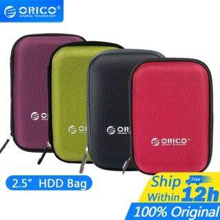 Hàng Có Sẵn Túi Bảo Vệ Ổ Cứng Di Động Orico 2.5, Túi Đựng Đồ HDD Túi Đựng Tai Nghe ( PHB-25 ) thumbnail