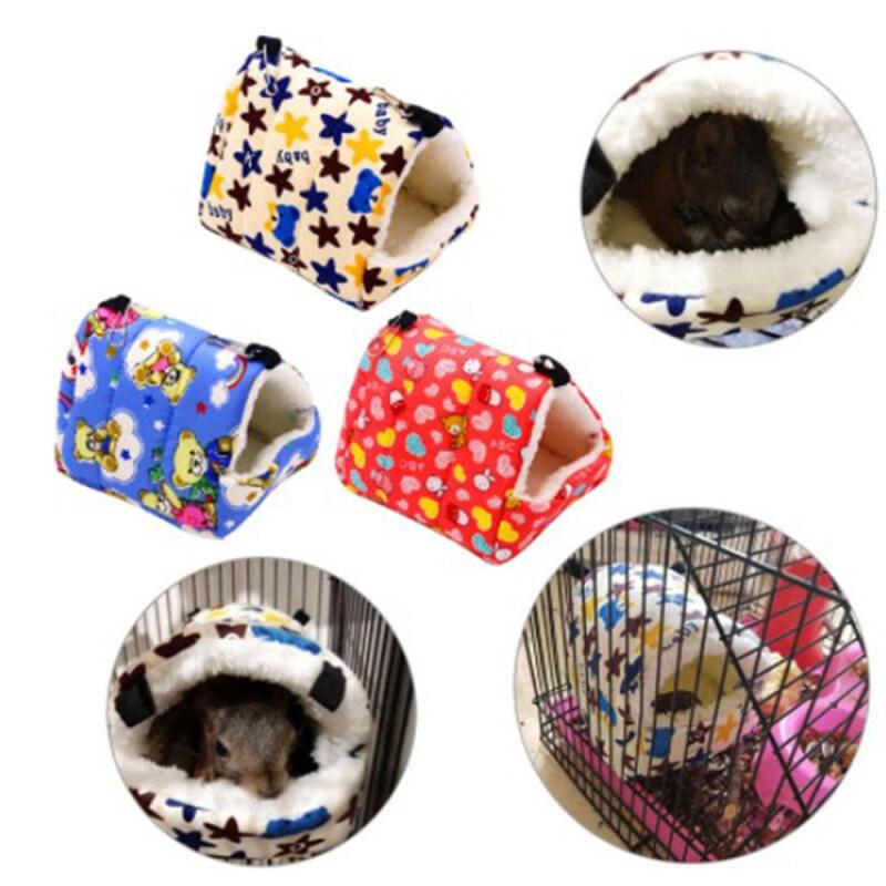 Chuột Ấm Vật Nuôi Cung Cấp THỎ Động Vật Giường Treo Lồng Hamster Nest Ngủ Nhà Thú Cưng Võng