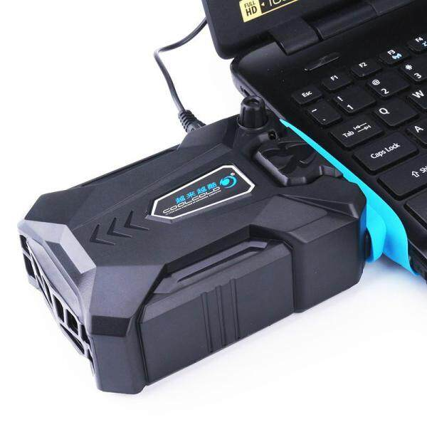 Laptop Cooler USB Vacum Cooler for Laptop Adjustable for 15 15.6 17 Inch Cooling Fan Malaysia