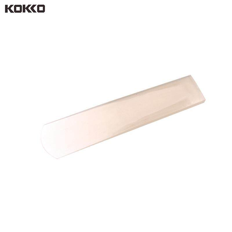 KOKKO Reeds for Alto Saxophone Strength Clarinet Reeds Professional Transparent White Resin Reeds Part Accessories Malaysia