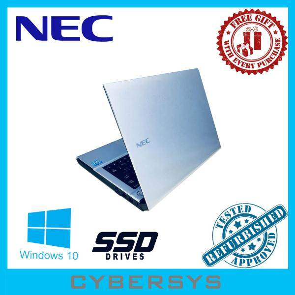 NEC VersaPro Intel(R) Core i5 4GB 120GB SSD Laptop Notebook (Refurbished) Malaysia