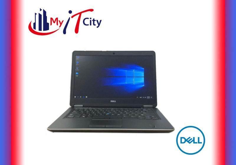 Dell Latitude E7440 Ultrabook - Core i5 4th Gen / 4GB RAM / 256GB SSD / Windows 10 Pro / 3 Months Warranty (Refurbished) Malaysia