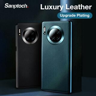 Sanptoch Bao Da Điện Thoại Mạ Cao Cấp Chính Hãng Dành Cho Huawei Mate 30 Pro Vỏ Bảo Vệ Ống Kính Kim Loại, Ốp Lưng Chống Sốc Cho Huawei Mate 30 thumbnail