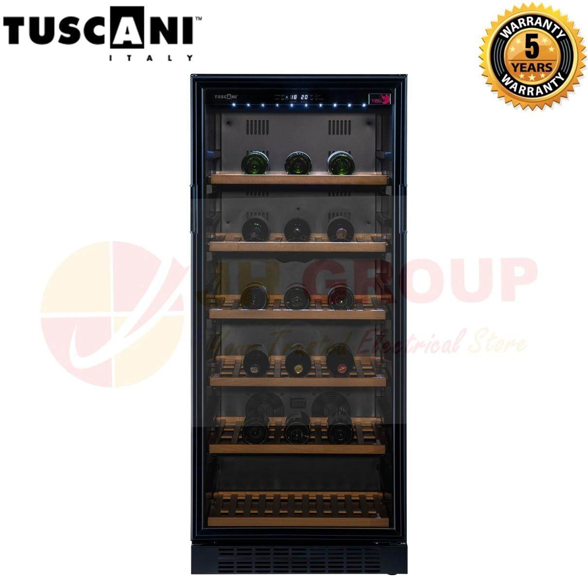 Tuscani Italy Tsc Bellona 110 321l Wine Cellar ( 111 Bottles ) Wine Chiller Wine Cooler Wine Cabinet Wine Fridge By Jh Ecommerce.