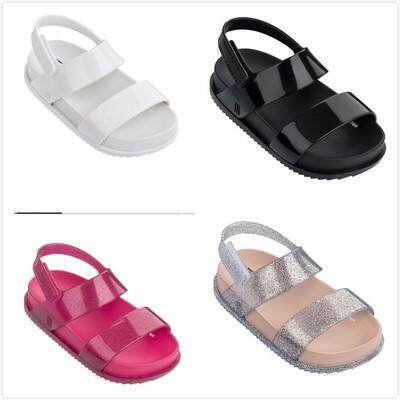 Baby Girls Summer Sandals Rubber Mini Jelly Shoes By Full House001.