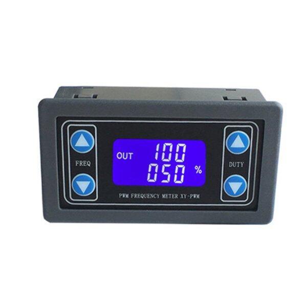 TOP (New) XY-PWM Digital Signal Generator Pulse Frequency Regulator Duty Ratio Adjustable Square Wave Rectangular Wave Generator