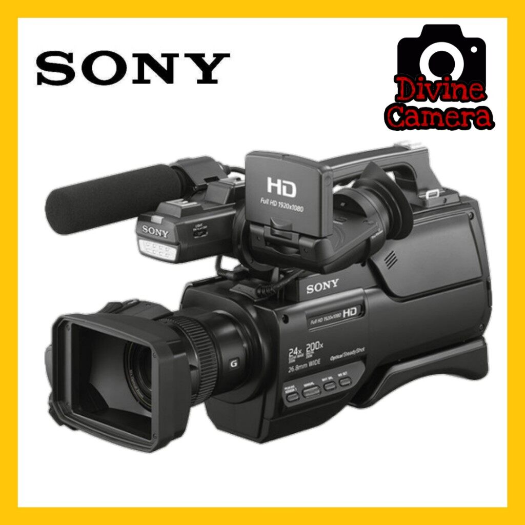 Sony HXR-MC2500E Shoulder Mount AVCHD Camcorder