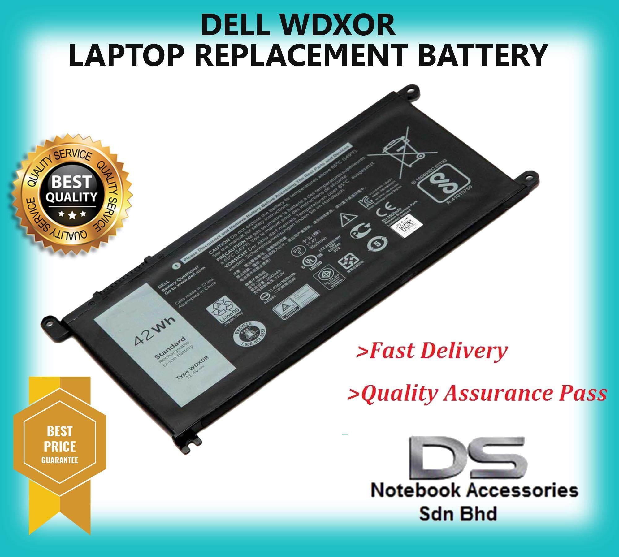Dell Inspiron / Vostro 13 5000 Series Battery Malaysia