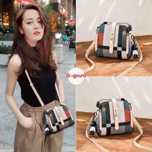G-gourd Luxury Handbags Women Bags Designer European Style Crossbody Bags for Women 2019 Summer PU Leather Ladies Hand Bags