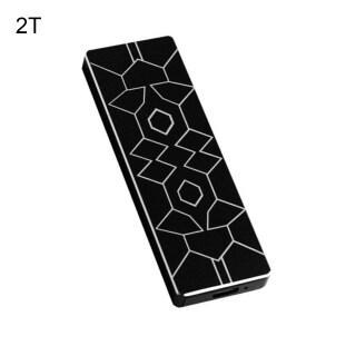 Ổ Cứng Thể Rắn 500G 1T 2T Vỏ Kim Loại Tốc Độ Truyền Nhanh Công Suất Cao, USB3.1 SSD Di Động M.2 Cho Máy Tính Xách Tay thumbnail