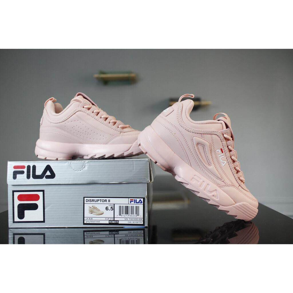 Fila Disruptor II 2 Generation Pink - Korea Women Shoes