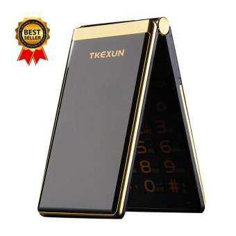 ที่ดีที่สุดขายกันน้ำ Elder Man วิทยุ FM ซิมคู่ GSM ยาวสแตนด์บายโทรศัพท์มือถือ-